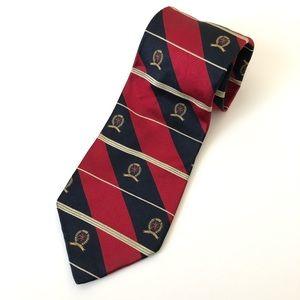 Tommy Hilfiger Vintage Classic Striped Necktie